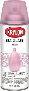 Krylon K09051000 Sea Glass Spray Paint, Rose, 12 Ounce