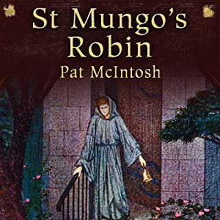 St Mungo's Robin cover art
