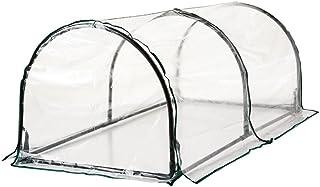Catral 53010153 Túnel Invernadero De Suelo, Verde, 130x50x60 cm