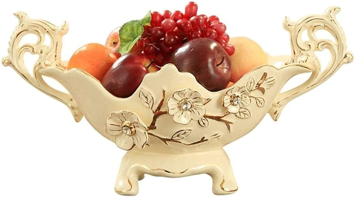 Fruit Stand Bowl Plate Home Room Large Popular shop is the lowest price San Antonio Mall challenge Living