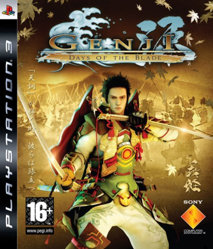 [UK-Import]Genji Days Of The Blade Game PS3