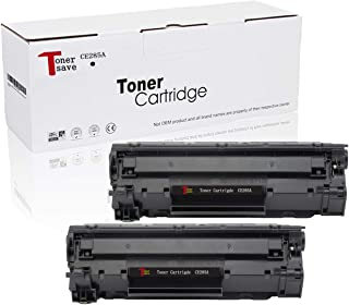 TonerSave CE285A Toner HP 85A Cartridge for HP Laserjet Pro P1102W M1212NF M1217NFW P1102 P1100 P1102WHP Pro M1132 M1210 M1130 Printer 2 Pack
