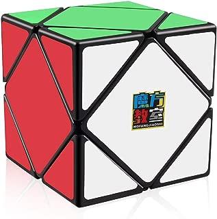 Moyu Cubing Classroom Skewb Cube Mofang Jiaoshi Skewb Speed Cube Magic Puzzle Toys Black