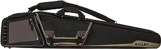 Allen Company Rocky Double Rifle Case/Fits Two Rifles - Black/Tan