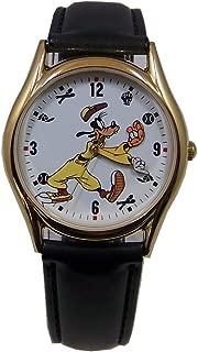 Backwards Goofy Watch Disney Channel Goofy Baseball Player Wristwatch