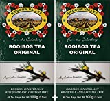 Rooibos Tea: 100% Natural South African. Caffeine & Calorie Free, Antioxidant & Mineral Rich. 80ct Tagless Bags (Oxygen Bleached), By Biedouw Valley