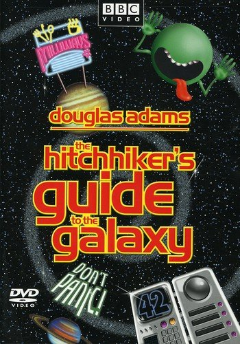 The Hitchhiker's Guide To The Galaxy (2 DVDs)