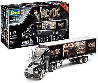Revell 0745310modèle Kit Coffret Cadeau Truck & trailerac/DC l'échelle 1: 32, Level 3