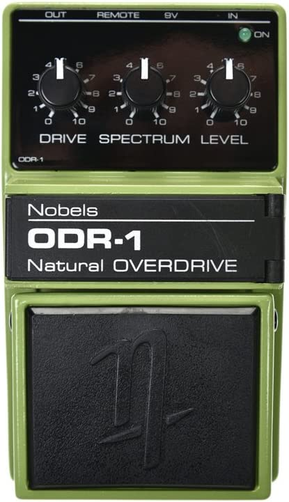 Nobels ODR-1 Arlington Mall Overdrive Effect Chicago Mall Pedal