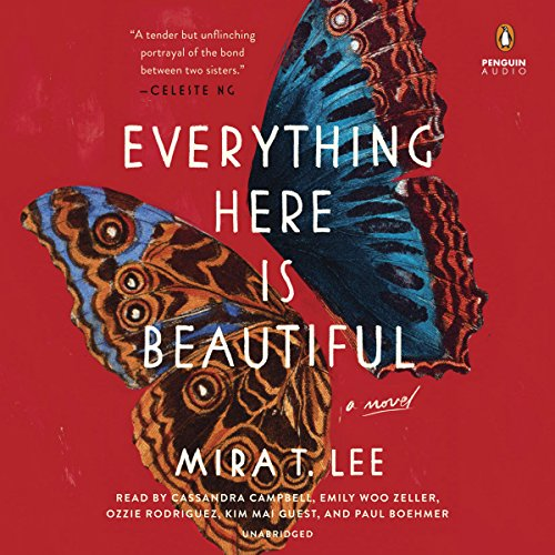 Everything Here Is Beautiful audiobook cover art