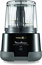 Moulinex DP8108, Mltt La Moulinette XXL, elektrische hakmolen, 2 ultraaffilaten, 5 functies