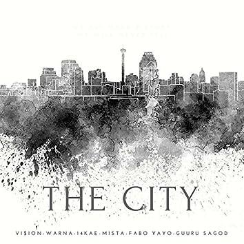 The City (feat. Vision, Warna, 14kae, Mista Ivy League, Fabo Yayo & Guuru Sagod)