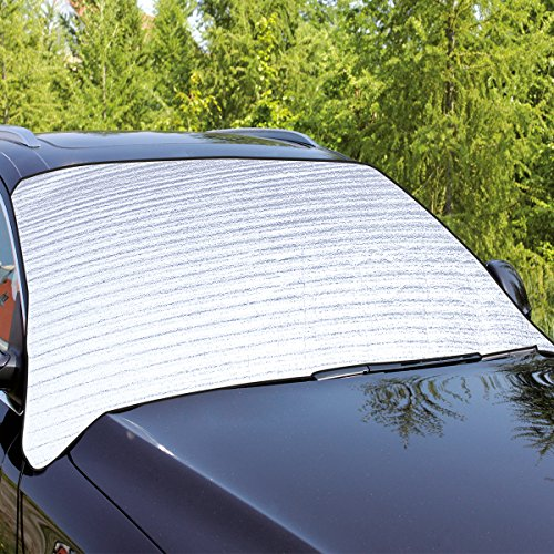 PETEX Thermo-Frontscheibenabdeckung für Van und SUV, 180 x 85 cm
