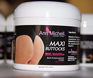 Ann Michell MAXI Buttocks Enhancement Cream 4 Oz
