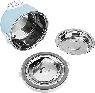 Rijstkoker in drie maten, automatische mini-kooktoestel, 480 W, 2 l, met roestvrij staal 304, voor 1-3 personen
