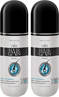 Livon Hair Gain Tonic For Men, 150 ml (Pack of 2)