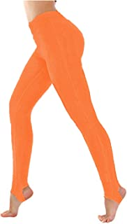 5823893a8b9f5 Amazon.com: Orange - Tights & Leggings / Girls: Sports & Outdoors