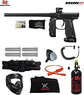 Empire Mini GS Specialist HPA Paintball Gun Package