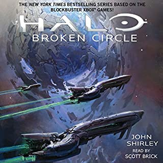 Halo: Broken Circle cover art