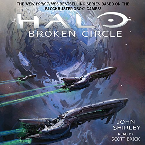 Page de couverture de Halo: Broken Circle