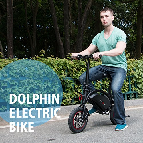 Rollgan Elektrofahrrad 12 Zoll Faltbares Bild 5*