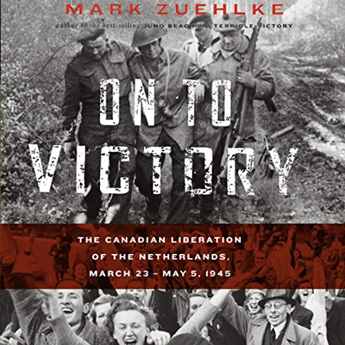On to Victory audiobook cover art