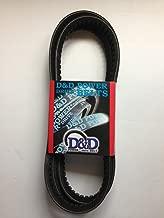 D&D PowerDrive 5VX800 V Belt, Rubber, 5/8
