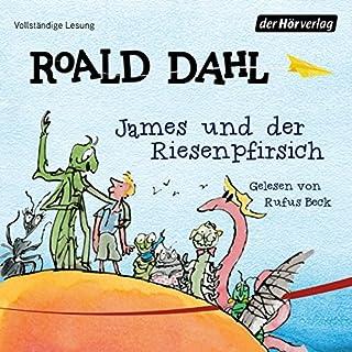 James und der Riesenpfirsich                   Autor:                                                                                                                                 Roald Dahl                               Sprecher:                                                                                                                                 Rufus Beck                      Spieldauer: 3 Std.     19 Bewertungen     Gesamt 4,7