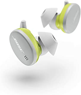 Bose Sport Earbuds - True Wireless Earphones - Bluetooth In Ear Headphones for Workouts and Running, Glacier White