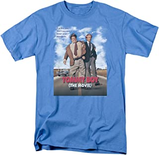 Tommy Boy Comedy Buddy Movie Paramount Movie Poster Adult T-Shirt Tee