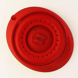 Genuine Ncredible1 Headphone Repair Part Replacement Left Speaker Housing - Red