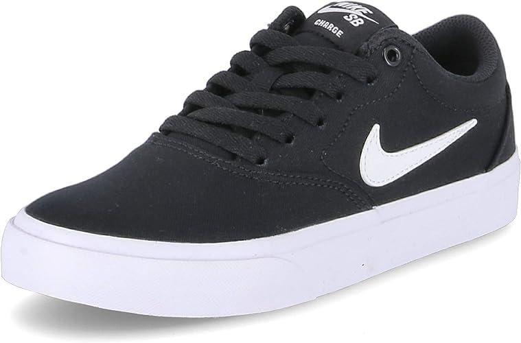 Nike SB Charge CNVS (GS), Chaussure de Marche Mixte Enfant ...