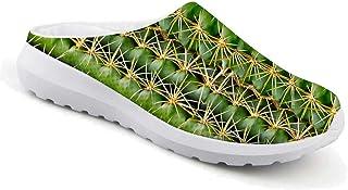 chaqlin Men Women Unisex Breathable Mesh Slippers Beach Slip-on Sandals Outdoor Sports Casual Fashion Walking Garden Clogs...