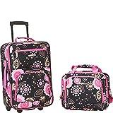 Rockland Fashion Softside Upright Luggage Set, Pucci, 2-Piece (14/19)
