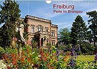Freiburg Perle im Breisgau (Wandkalender 2022 DIN A4 quer): Sonnige Schwarzwaldmetropole im Dreilaendereck (Monatskalender, 14 Seiten )