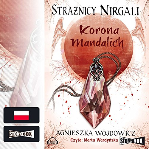 Korona Mandalich audiobook cover art