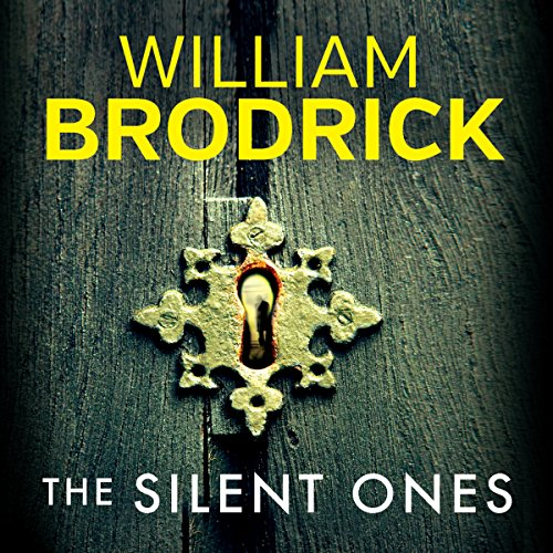 The Silent Ones audiobook cover art