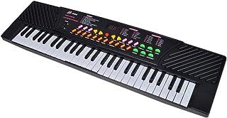 TMS 54 Keys Music Electronic Keyboard Kid Electric Piano Org