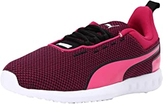 Puma Women's Concave Pro Wn S Idp Black-Beetroot Running Shoes