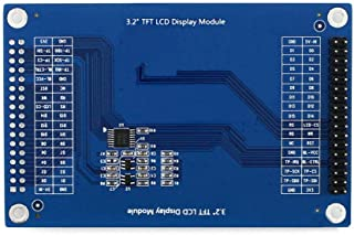 Color Touch Display TFT LCD 320x240 Resolution Module Board ILI9325 Driver 3.2 Inch