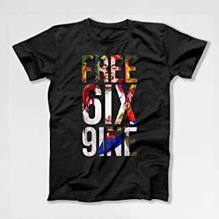 Free Tekashi69 6ix9ine Shirt Tekashi 69 Hoodie Rapper T Shirt Stoopid Hip Hop Music Scum Gang Trap Crewneck Sweater Free Six Nine Bbw-282