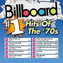 Billboard #1 Hits of the 70's