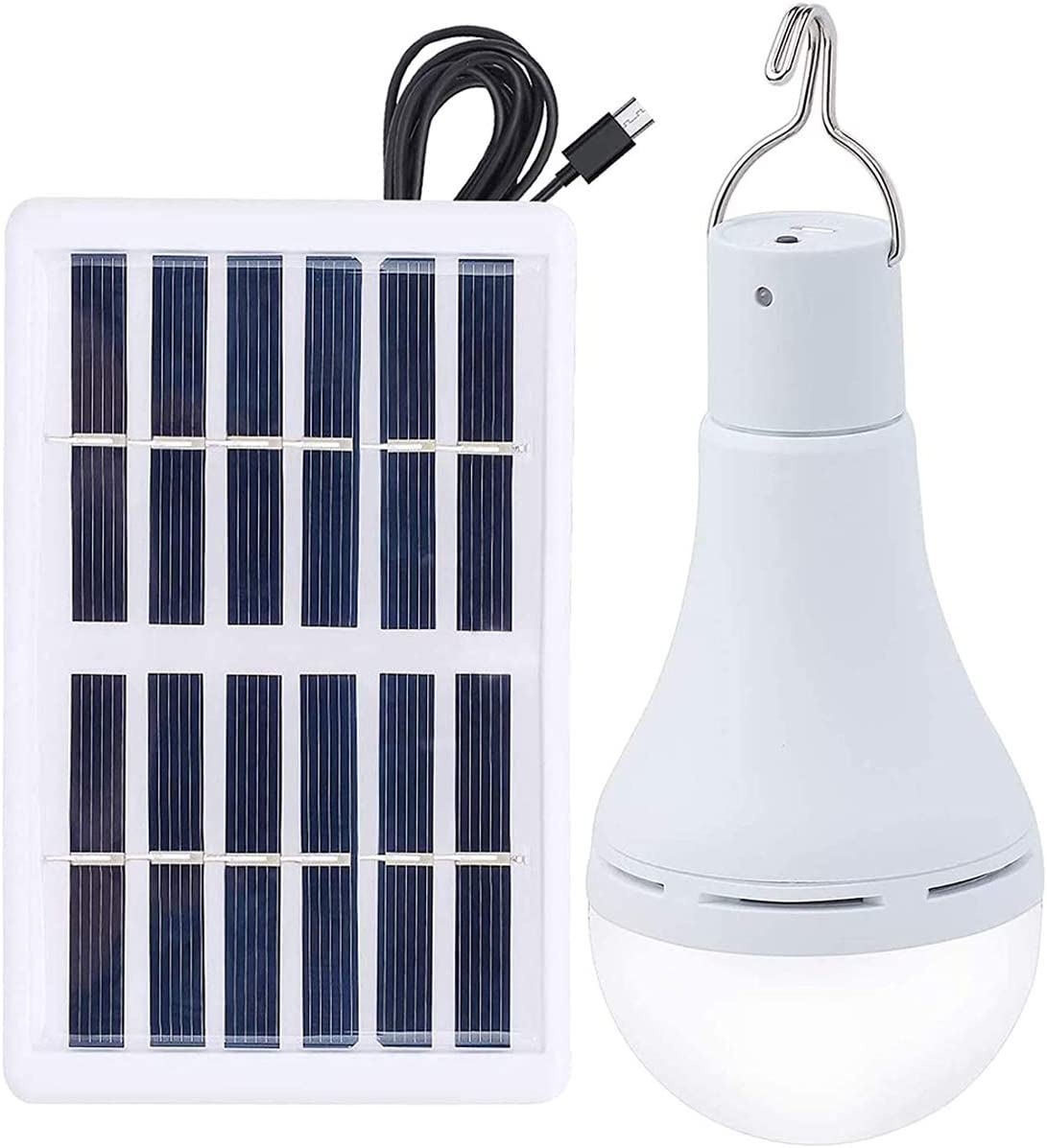 9W Solar Light Bulb Three Level Shed Ranking TOP2 for Camping Balcon Dimmable Sales for sale