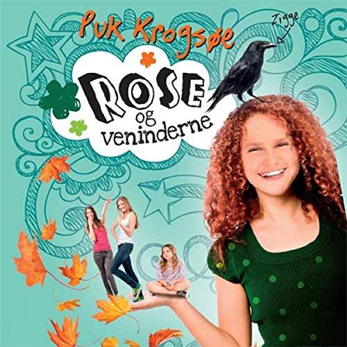 Rose og veninderne (Sommerfugleserien) audiobook cover art