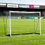 FORZA Proflex But de Football 'Pop-Up' | Poteaux Pliables & Portables [5 Tailles] (2,4m x 1,5m)