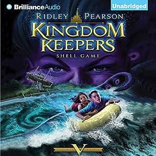 Kingdom Keepers V audiobook cover art