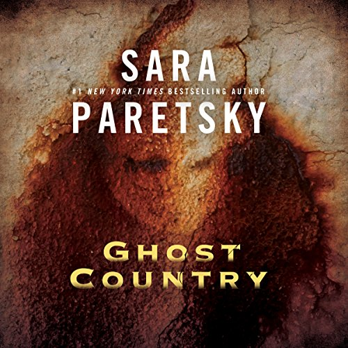 Ghost Country audiobook cover art