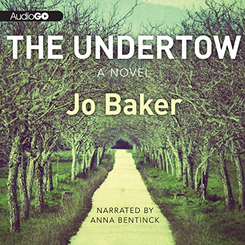 The Undertow audiobook cover art