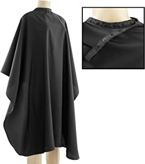 Salon Sundry Professional Hair Salon Nylon Cape with Snap Closure - 50 in. x 60 in.