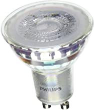 Philips LED GU10 Light Bulbs, 4.6 W - Cool White, Pack of 6